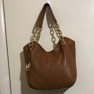 💯Authentic💯 Michael Kors Leather Shoulder Bag